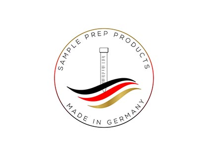 SAMPLE PREP PRODUCTS made in Germany